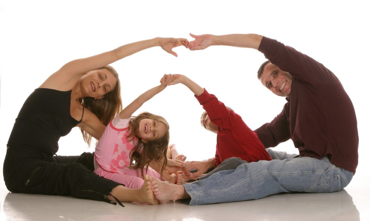 Family Yoga | Intuition Wellness Center