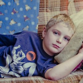 Strategies to Move a Couch Potato Kid